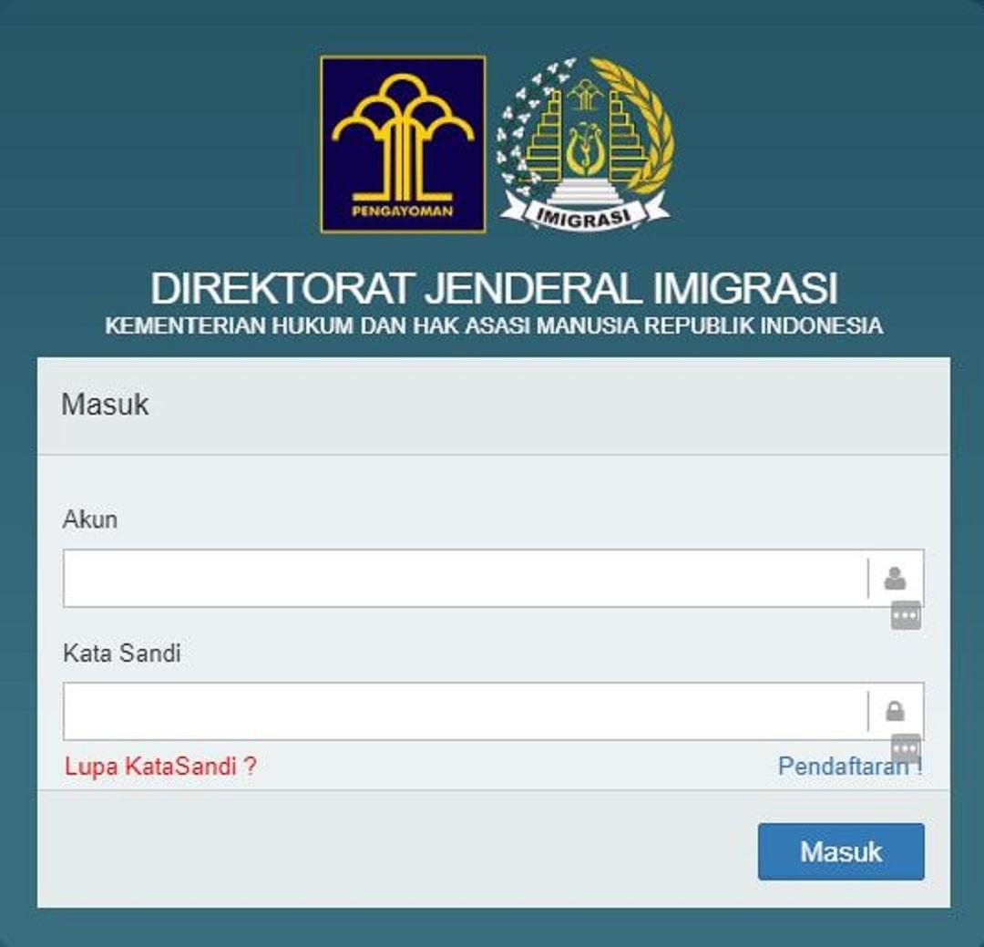 Cara Mendaftar Paspor Online Lewat Website