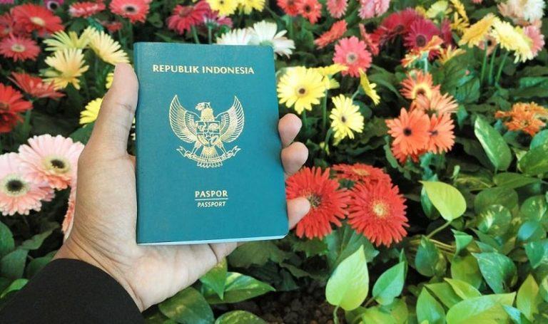 Cara Mudah Mendaftar Paspor Online