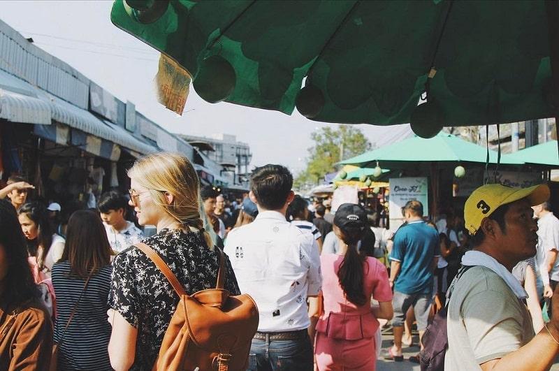 Wisata Belanja Bangkok Thailand Paling Populer