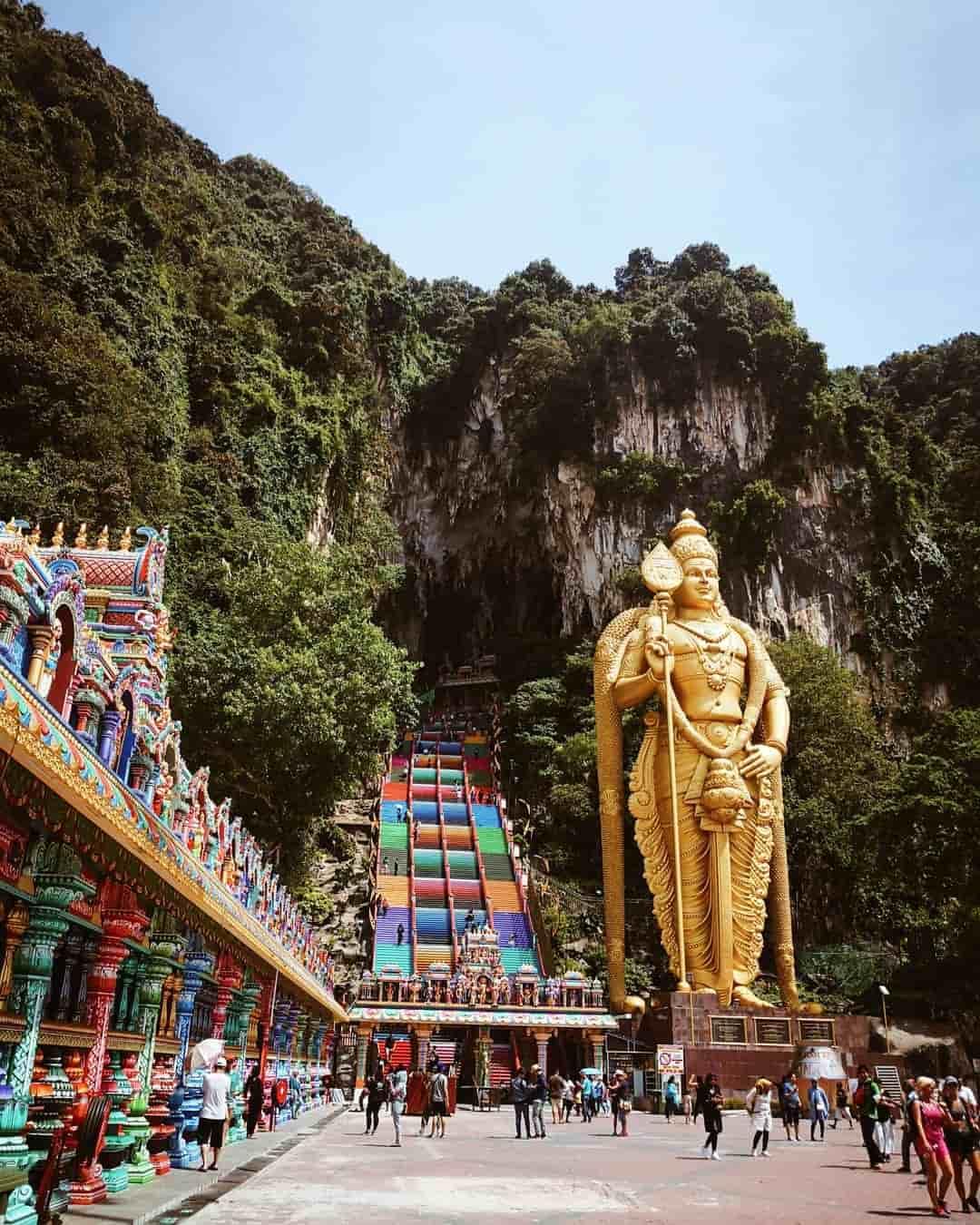 Tempat Wisata Favorit di Malaysia