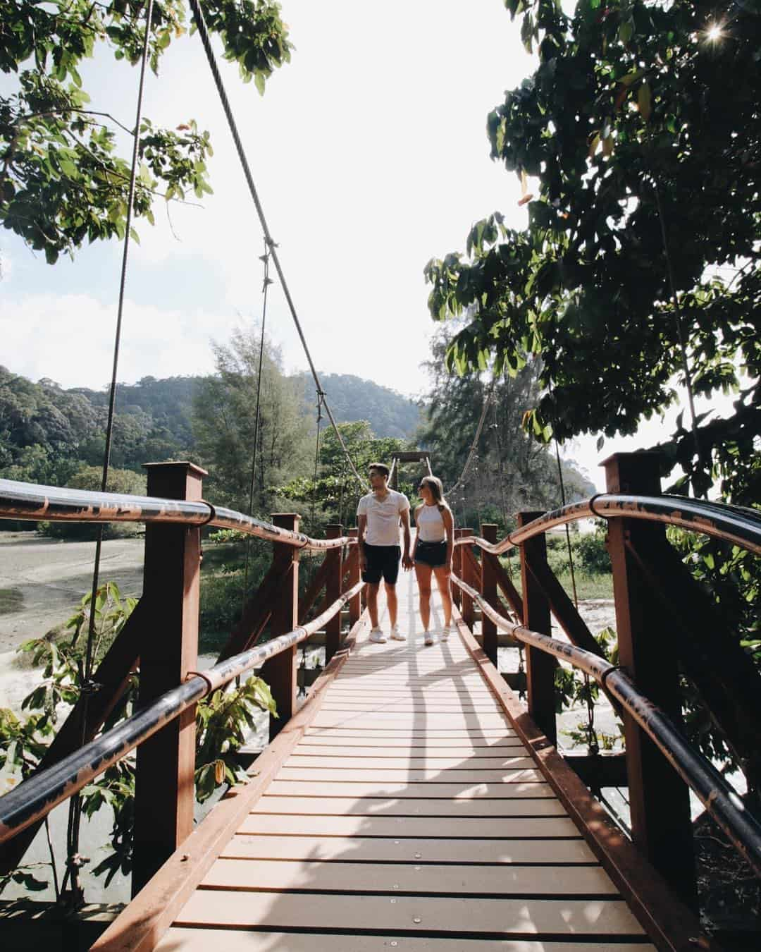 Tempat Wisata Terbaik Malaysia yang Wajib Dikunjungi