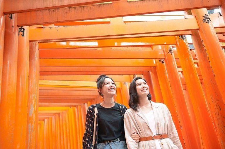Itinerary Liburan ke Jepang 7 Hari 6 Malam - Fushimi Inari Shrine