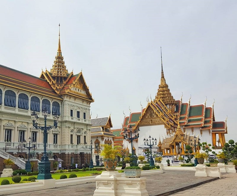 Tempat Wisata Bangkok: Grand Palace