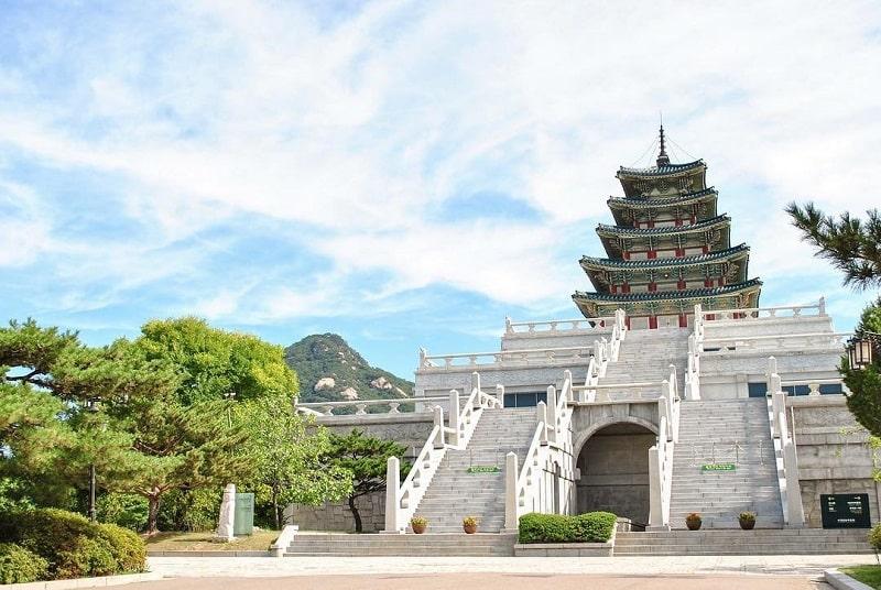 Paket Liburan ke Korea - National Folk Museum of Korea