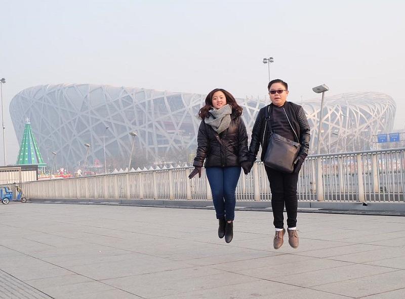 Itinerary Wisata China 8 Hari 7 Malam