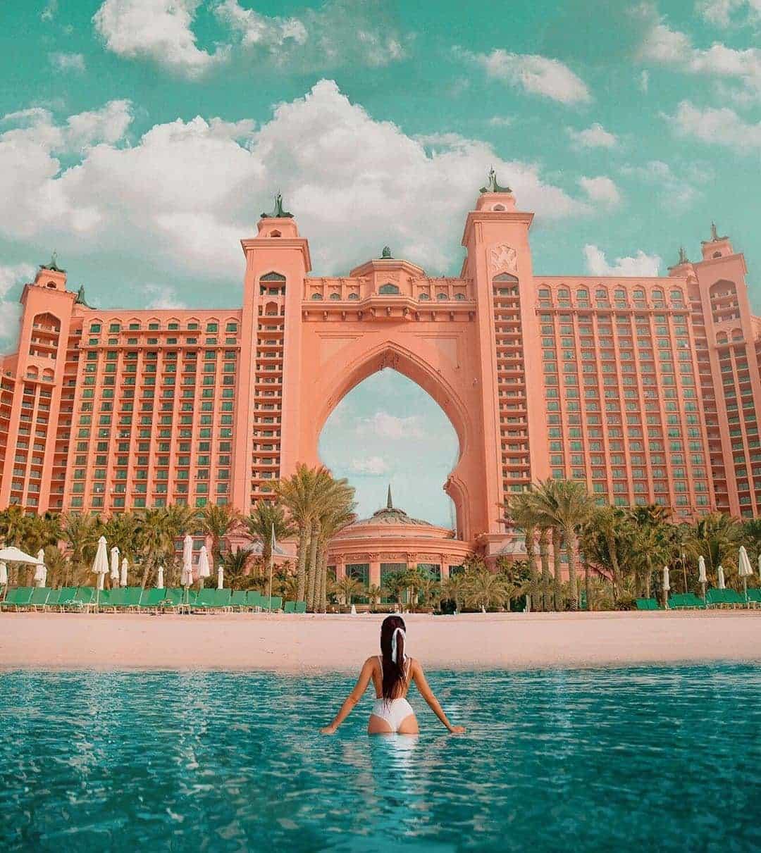 Paket Tur Liburan Dubai 6D5N