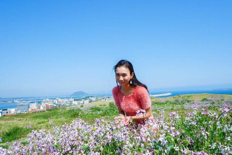 Itinerary Tur ke Pulau Jeju 7D6N - Seongsan Sunrise Peak