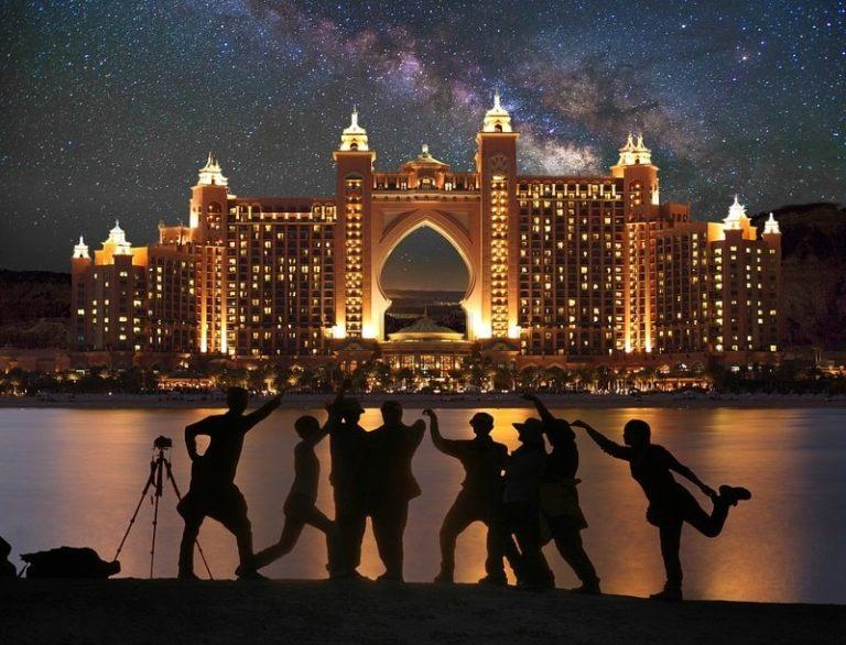 Paket Tur Liburan Dubai Itinerary 6D5N yang Seru
