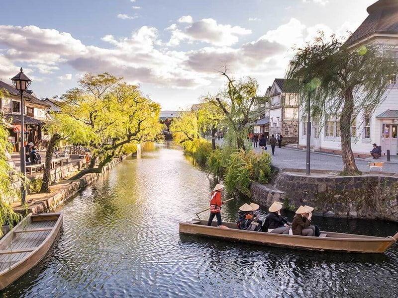 Wisata Sejarah di Jepang Itinerary Liburan 6D4N - Bikan Old Town