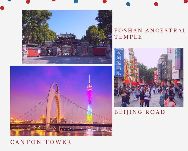 Liburan ke China 6D4N: Jelajah Liburan ke China 6D4N: Jelajah Foshan dan Guangzhou