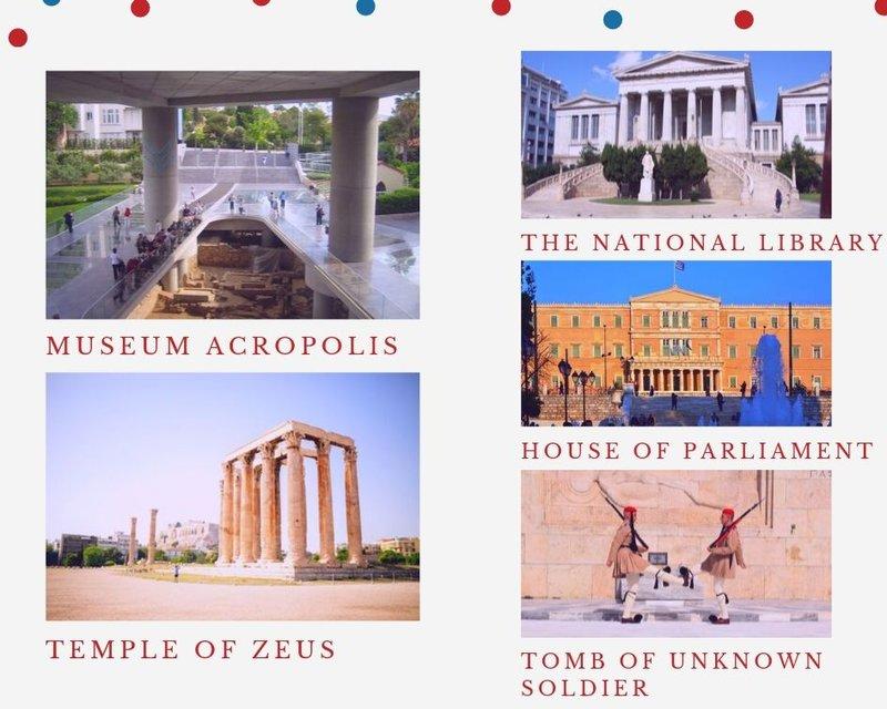 Liburan Yunani dan Santorini - City Tour Destinasi Menarik di Athena
