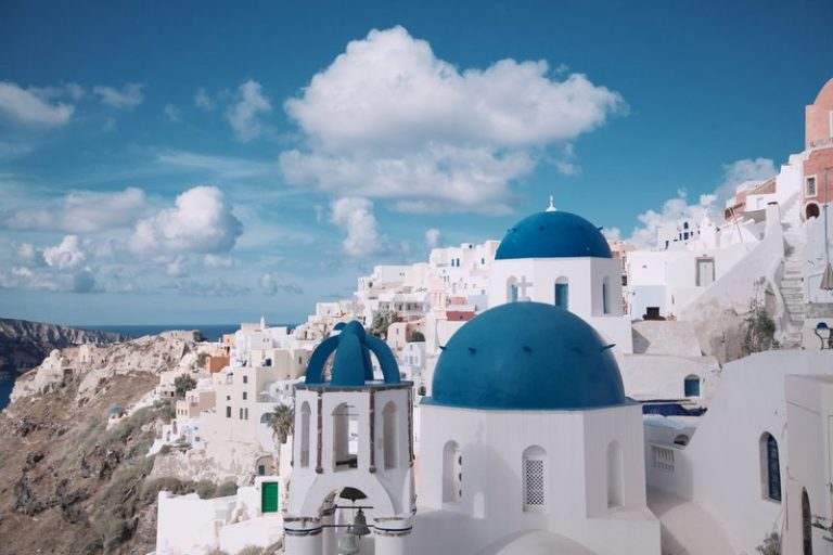 Itinerary Liburan Yunani dan Santorini - Jalan-Jalan di Santorini