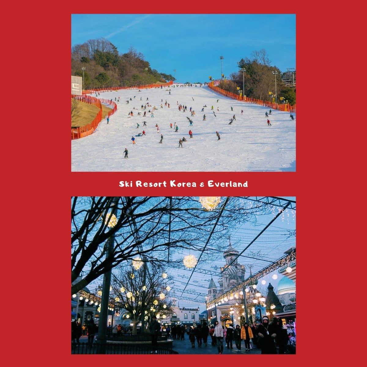 Indahnya Liburan Musim Dingin Korea - Main Ski & Everland - Sumber Flickr