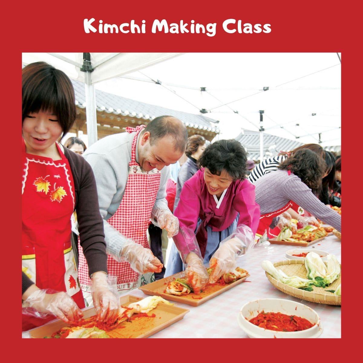 Pengalaman Seru Liburan Musim Dingin di Korea Selatan - Kimchi Making Class - Sumber Wikimedia