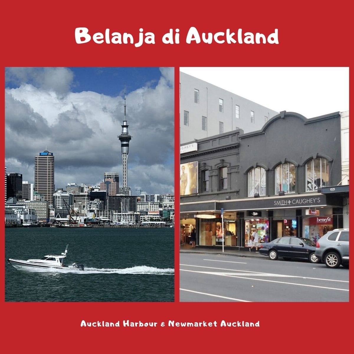 Liburan Keluarga ke New Zealand? Intip Waktu Terbaik + Itinerary 7D