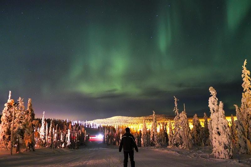 15 Fakta Tentang Aurora yang Wajib Kamu Tahu Sebelum Pergi Liburan! - Sumber Wikimedia