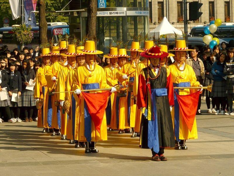 Tempat Terbaik untuk Liburan Akhir & Tahun Baru di Asia - Seoul Korea - Sumber Pixabay