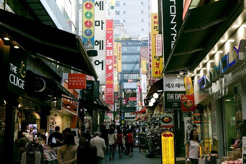 Rekomendasi Tempat Belanja Murah di Seoul Korea