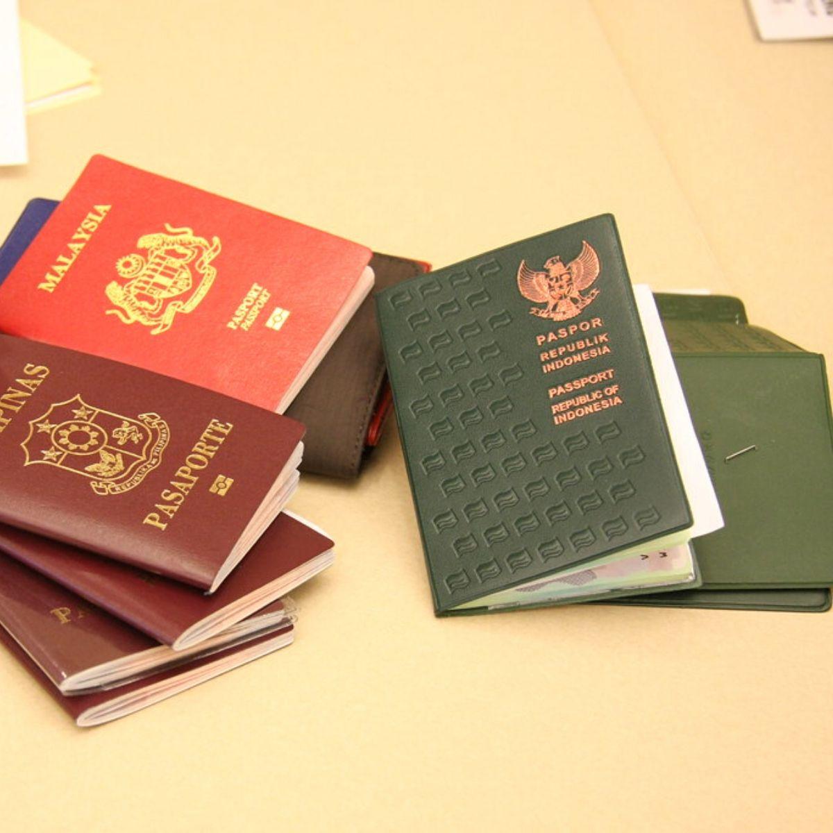 Merantau Ini Cara Syarat Membuat Paspor Beda Domisili Antavaya