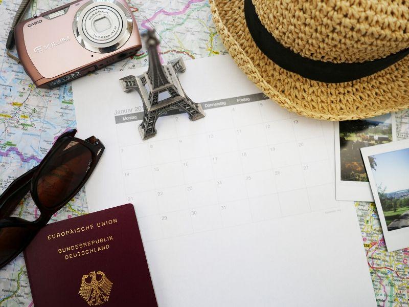 Syarat, Biaya, dan Cara Membuat Visa Schengen Sendiri di Tahun 2020 - Sumber Unsplash 2