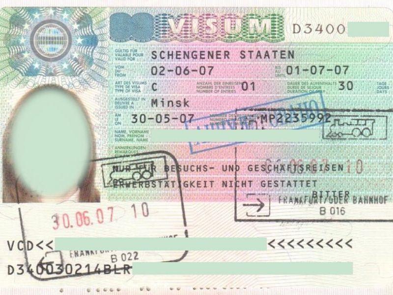 Syarat Biaya Cara Membuat Visa Schengen Sendiri Di 2020 Antavaya