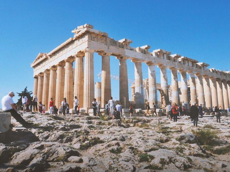 Kota Paling Banyak Copet di Athena, Yunani - Sumber Unsplash