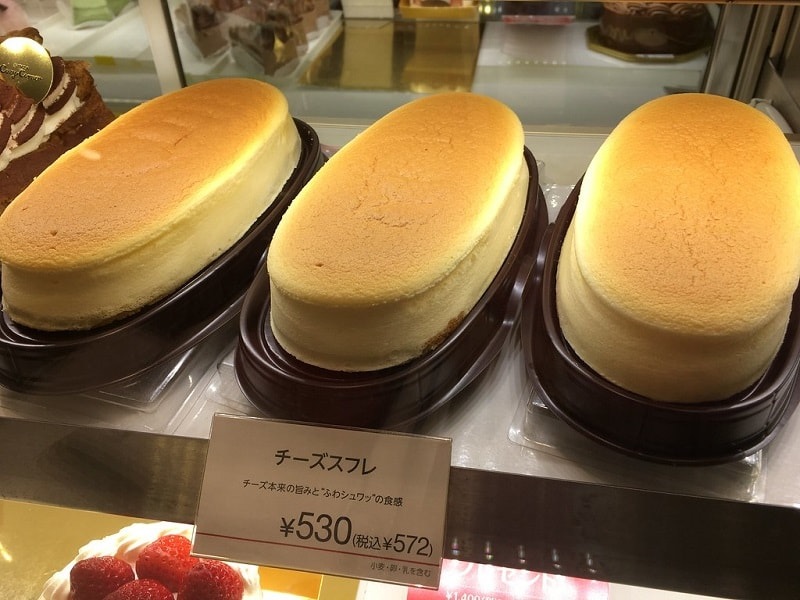 Japanese Cheesecake - Sumber Flickr