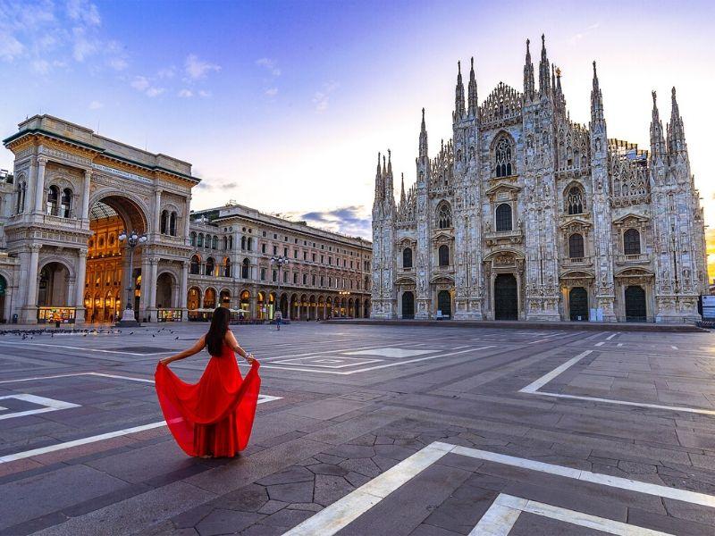 Kota Paling Rawan Copet di Eropa - Milan, Italia - Sumber Unsplash
