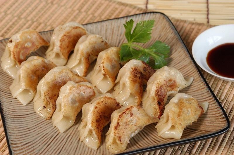 4 Street Food Gyoza - Sumber Pixabay