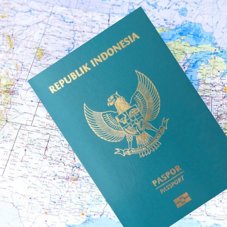 3 Jenis Paspor Indonesia - Sumber Needpix