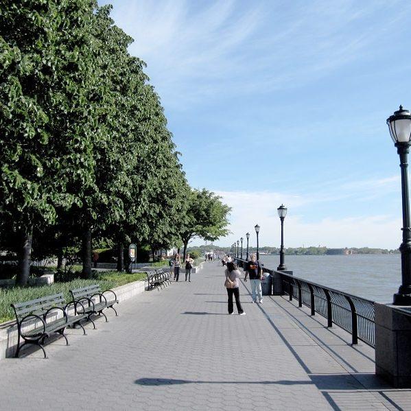 Battery Park New York - Sumber: Wikipedia