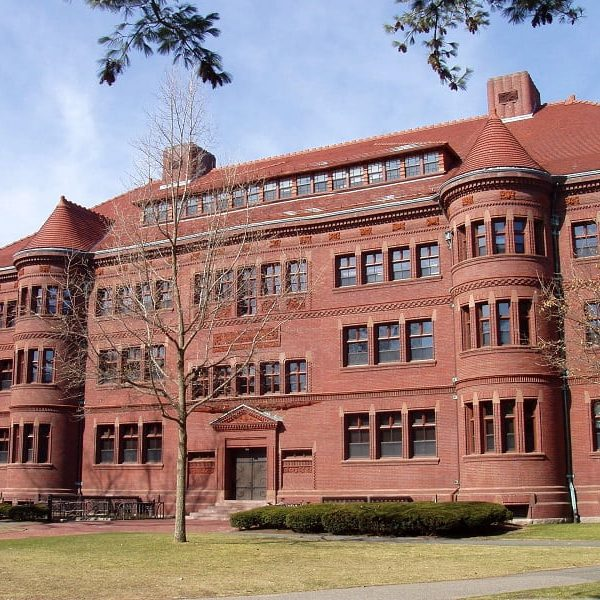 Harvard University - Sumber Wikimedia