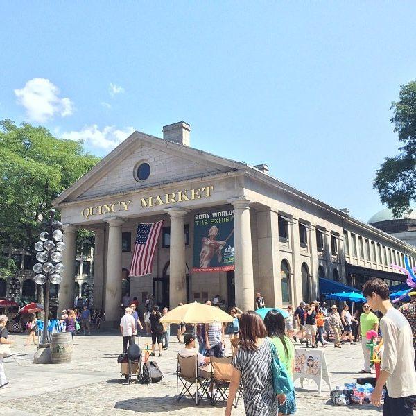 Quincy Market - Sumber Wikimedia