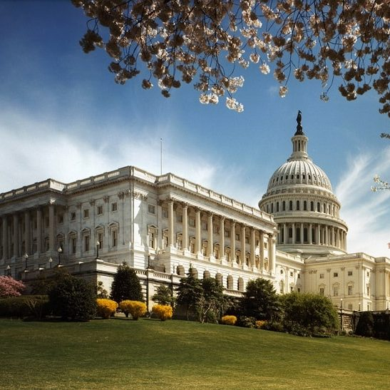 US Capitol Hill - Sumber: Flickr