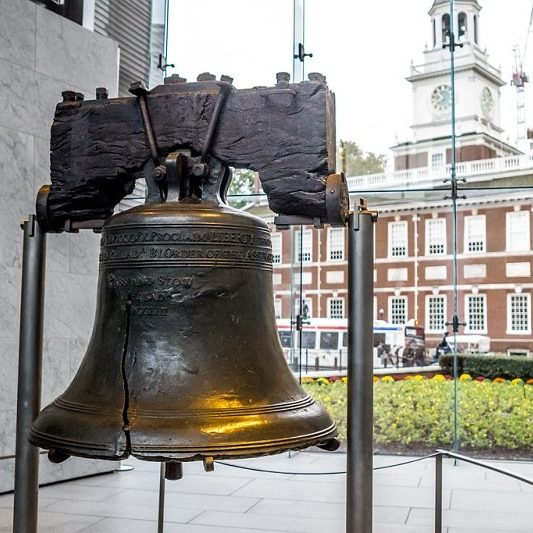 Liberty Bell - Sumber: Flickr