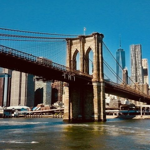 Brooklyn Bridge. New York - Sumber: Pexels