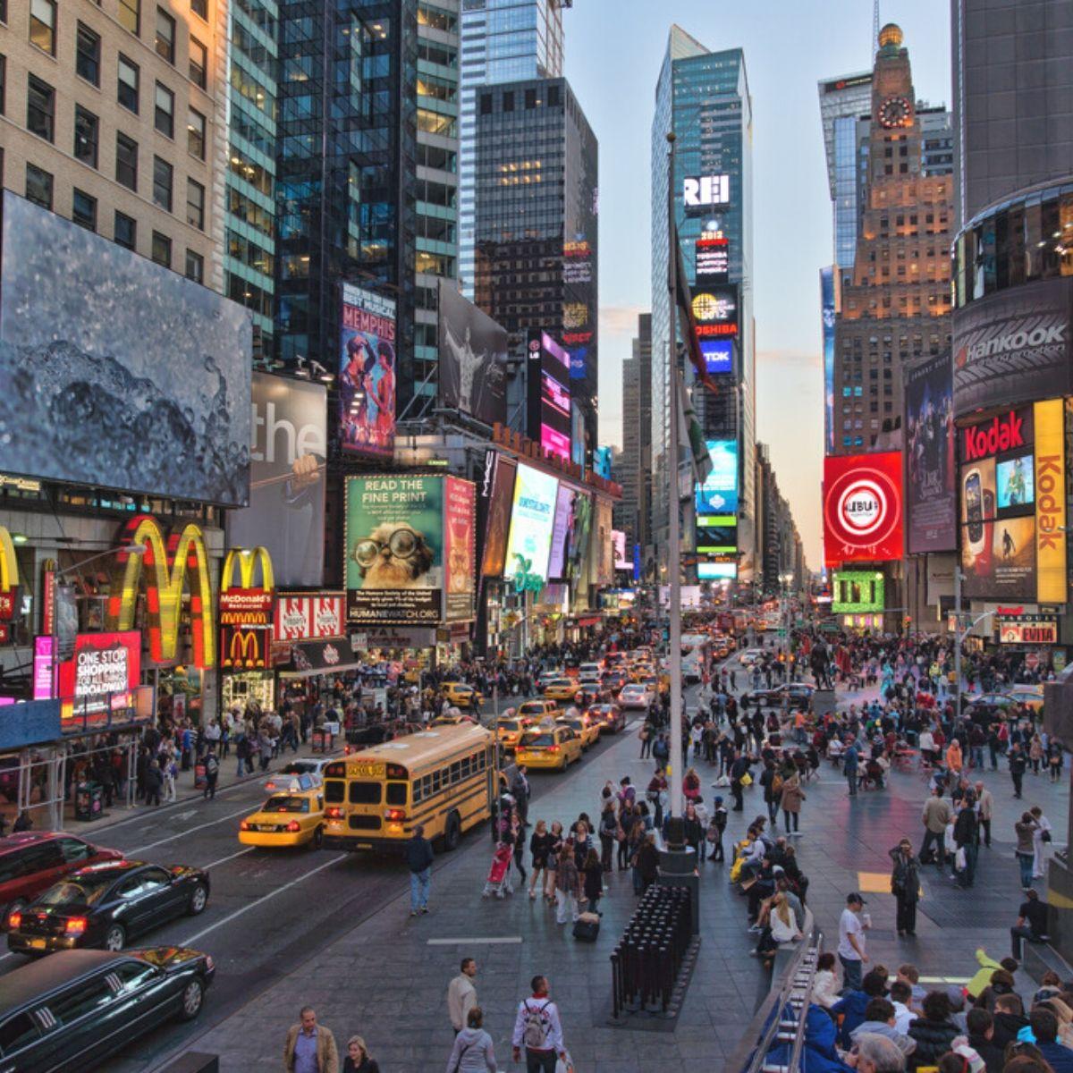 Itinerary 11D Jelajah Tempat Wisata di Amerika Serikat