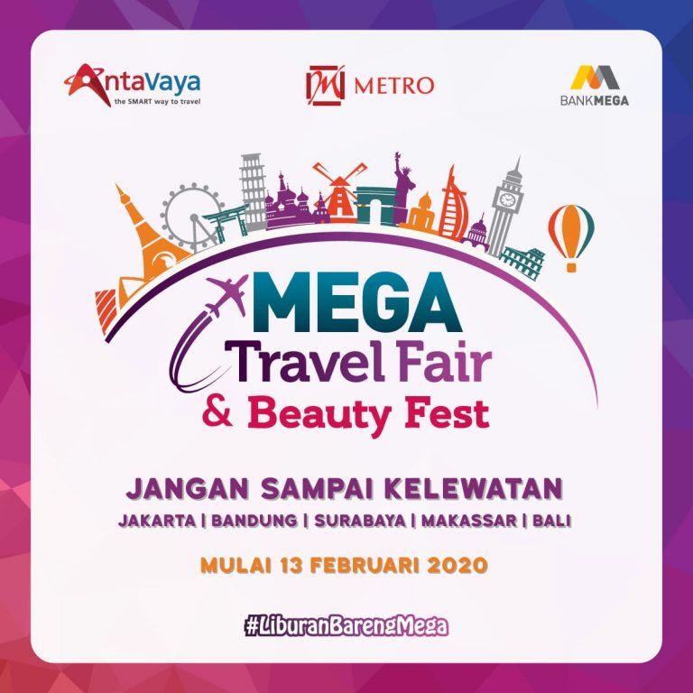 Mega Travel Fair 2020 Phase 1