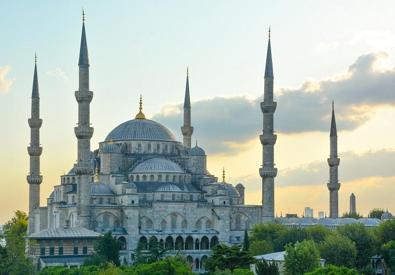 Wisata di Istanbul, Turki - Blue Mosque - Sumber Unsplash