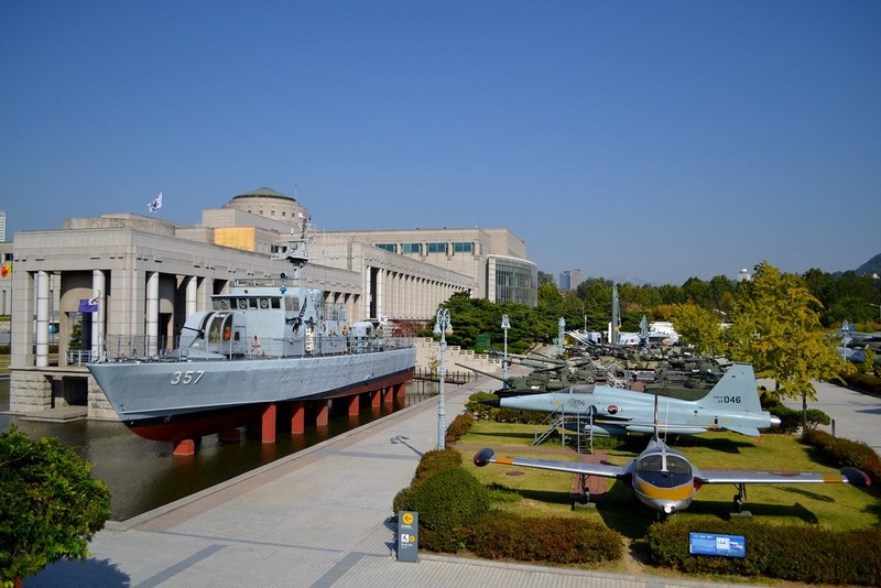 Wisata Seoul - War Memorial of Korea - Sumber Flickr