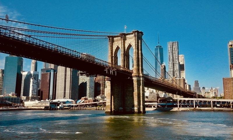 Wisata Hits New York - Brooklyn Bridge New York - Sumber Pexels