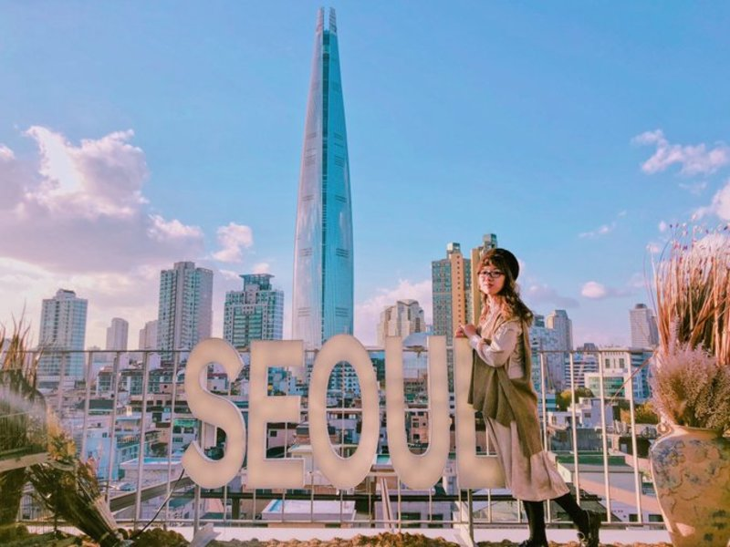 Seoulism Cafe - Sumber Twitter ya_Pei