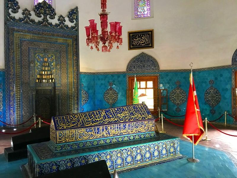 Wisata di Bursa - Green Mosque & Tomb - Sumber Wikimedia