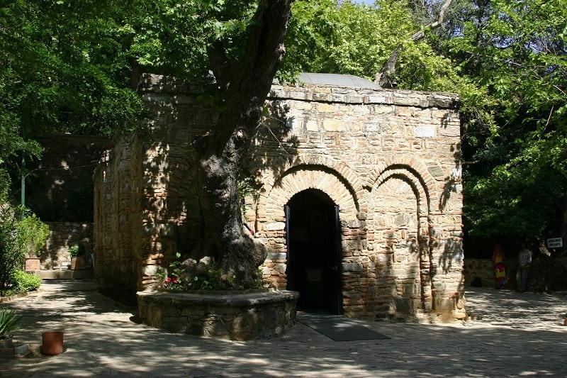 Wisata Religi Turki - Virgin Mary House - Sumber Wikimedia