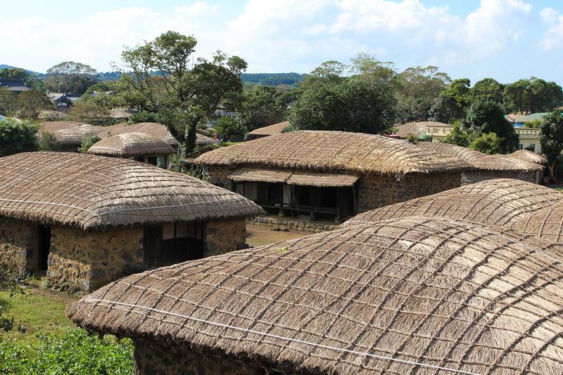 Seongeup Folk Village - Sumber Flickr