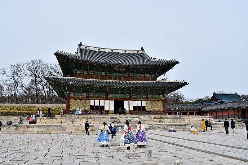 Wisata Terbaik di Seoul - Changdeokgung Palace - Sumber Wikimedia