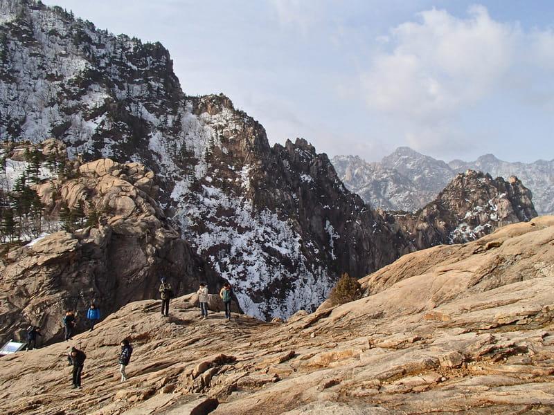 Gwongeumseong Fortress - Sumber Wikimedia