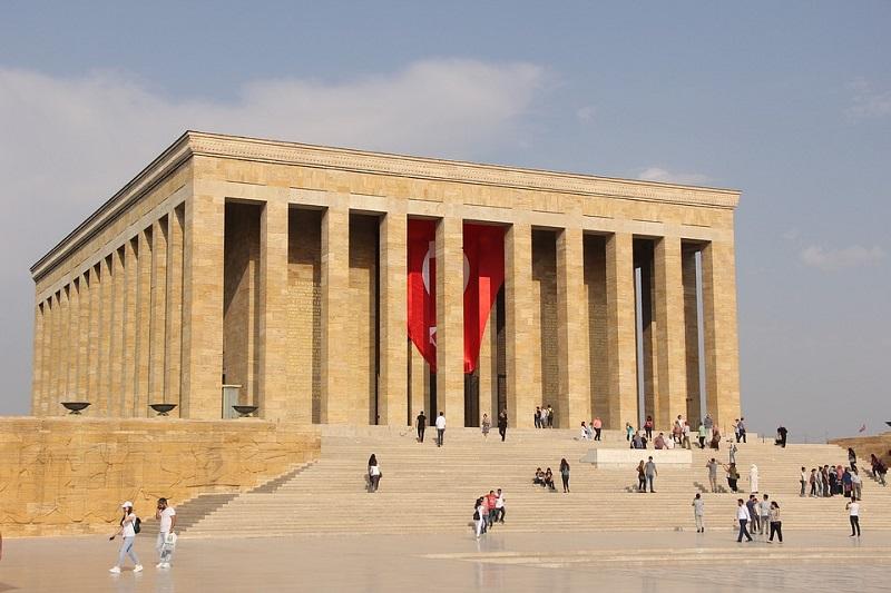 Ataturk Mausoleum - Sumber Pixabay
