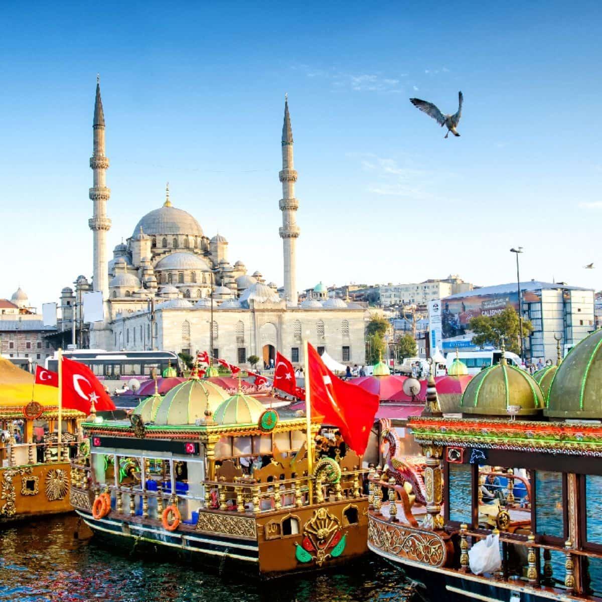 7 Tempat Wisata di Turki Terpopuler, Cocok untuk Liburan Keluarga