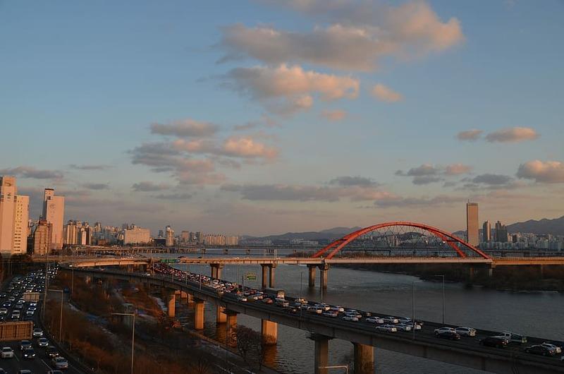 Rekomendasi Wisata di Seoul - Han River - Sumber Pxfuel